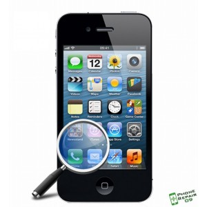 Diagnostic Réparation iPhone 4S