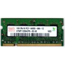 Carte SDRAM DDR2 1GB pour Notebook