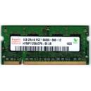 Carte SDRAM DDR2 1GB pour Notebook