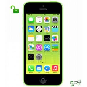 Désimlockage iPhone 5C