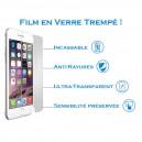 Vitre de Protection Verre Pour iPhone 4, 4S, 5, 5C, 5S, SE