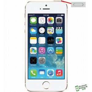Réparation Bouton power iPhone 5S