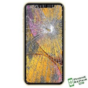 Réparation Vitre Avant + LCD iPhone XR