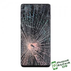 Réparation Vitre Avant + LCD Galaxy S10 Plus