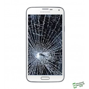 Réparation Vitre Avant + LCD Galaxy S5