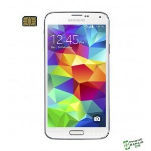 Réparation Lecteur Sim Galaxy S5