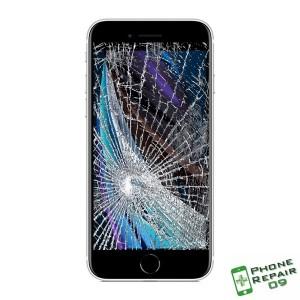 Réparation Vitre Avant + LCD iPhone SE (2020)