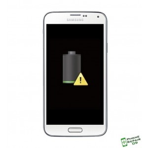 Réparation Batterie Galaxy S5