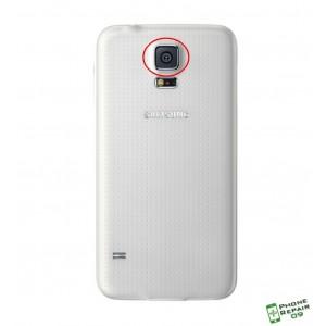 Réparation Caméra arrière Galaxy S5