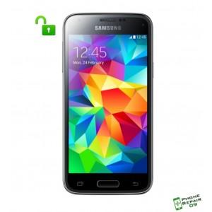Désimlockage Galaxy S5 Mini