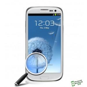 Diagnostic Réparation Galaxy S3