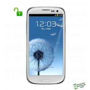 Désimlockage Galaxy S3