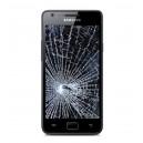 Réparation Vitre Avant + LCD Galaxy S2