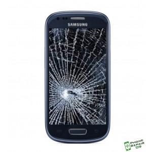 Réparation Vitre Avant + LCD Galaxy S3 Mini