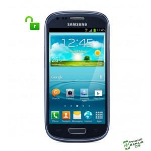 Désimlockage Galaxy S3 Mini