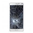 Réparation Vitre Avant + LCD Galaxy Note 4