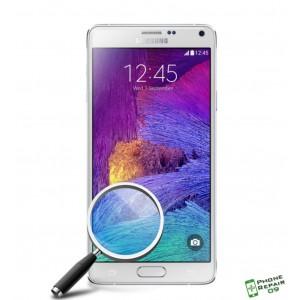 Diagnostic Réparation Galaxy Note 4