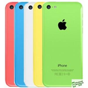 Réparation Coque arrière iPhone 5C