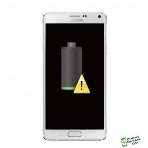 Réparation Batterie Galaxy Note 4