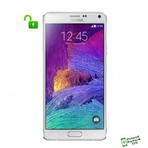 Désimlockage Galaxy Note 4
