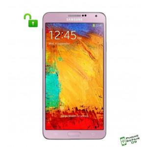 Désimlockage Galaxy Note 3