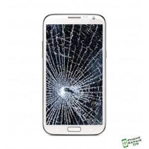 Réparation Vitre Avant + LCD Galaxy Note 2