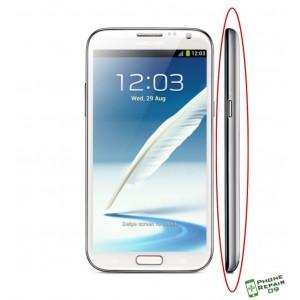 Changement Châssis Galaxy Note 2