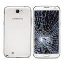 Réparation Vitre Avant + LCD + Coque Arrière Galaxy Note 2