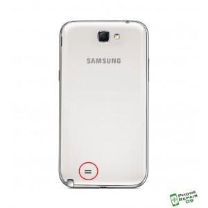 Réparation Haut Parleur externe Galaxy Note 2