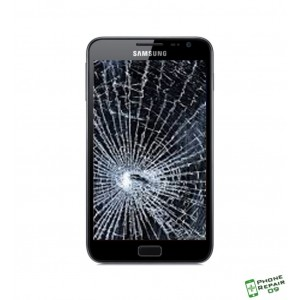 Réparation Vitre Avant + LCD Galaxy Note