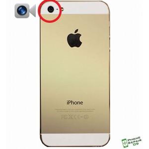 Réparation Caméra arrière iPhone 5S
