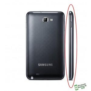 Changement Châssis Galaxy Note
