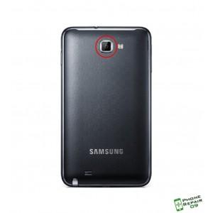 Réparation Caméra arrière Galaxy Note