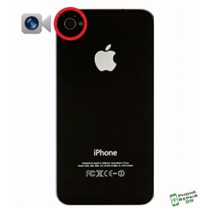 Réparation Caméra arrière iPhone 4S