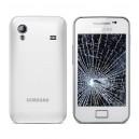 Réparation Vitre Avant + LCD + Coque Arrière Galaxy Ace