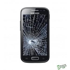 Réparation Vitre Avant + LCD Galaxy Ace 2