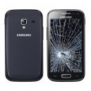 Réparation Vitre Avant + LCD + Coque Arrière Galaxy Ace 2