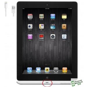 Réparation Connecteur dock iPad 4
