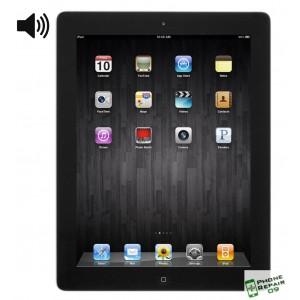Réparation Haut Parleur externe iPad 4