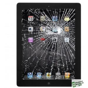 Réparation Vitre Avant iPad 4