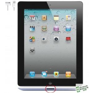 Réparation Connecteur dock iPad 2