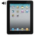 Réparation Haut Parleur externe iPad 2