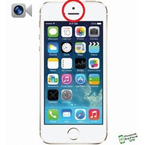Réparation Caméra avant iPhone 5S