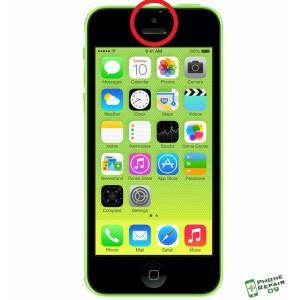Réparation Caméra avant iPhone 5C