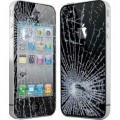 Réparation Vitre Avant + LCD + Vitre Arrière iPhone 4