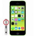 Réparation Haut Parleur externe iPhone 5C
