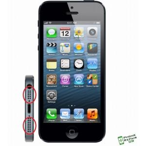 Réparation Haut Parleur externe iPhone 5