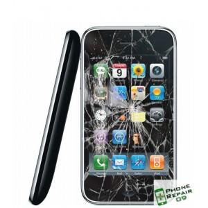 Réparation Vitre Avant + LCD iPhone 3G