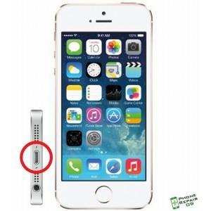 Réparation Connecteur dock iPhone 5S