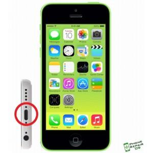 Réparation Connecteur dock iPhone 5C